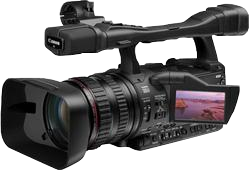 cannon high definition camcorder