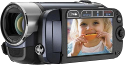 flash memory camcorder